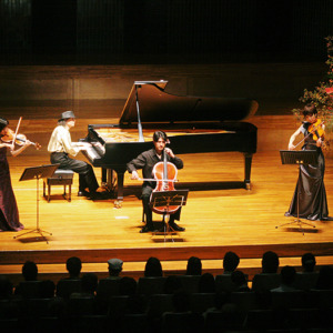 'TAKASHI KAKO QUARTET' at Fukushima City Concert Hall (2011)
